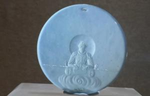 翡翠雕刻作品